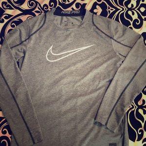 Nike long sleeve shirt for boys